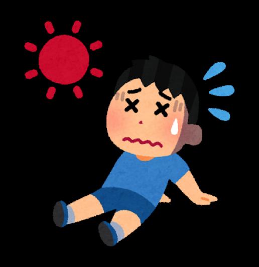 熱中症対策〜水分補給編〜